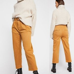 NWTFree People Seamed Like The Real Thing Trouser